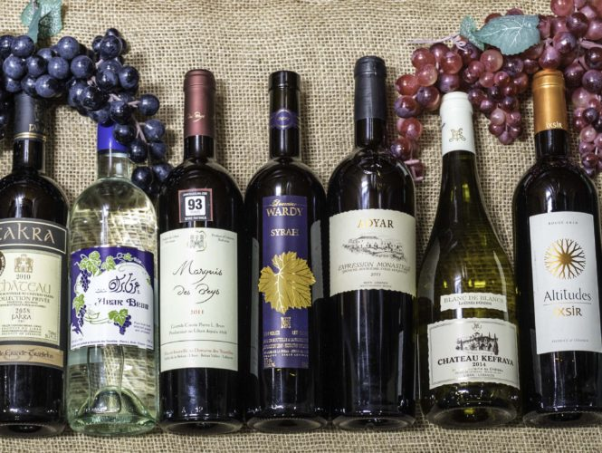 The Three Best Wines Served At Mejana
