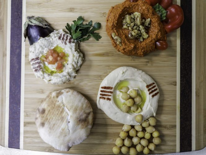 Lebanese Food is all about options, discover yours!