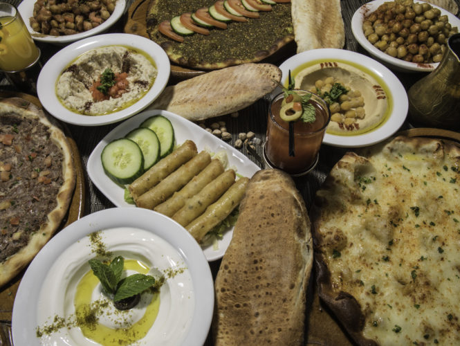 Importance of Lebanese Food!