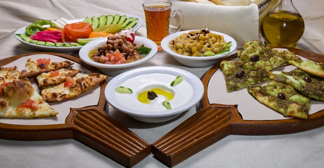 Lebanese cuisine in the heart of Arlington!