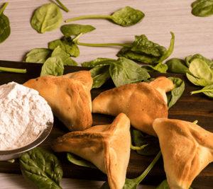 spinach-pie (fatayer)