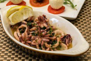 calamari-provençal